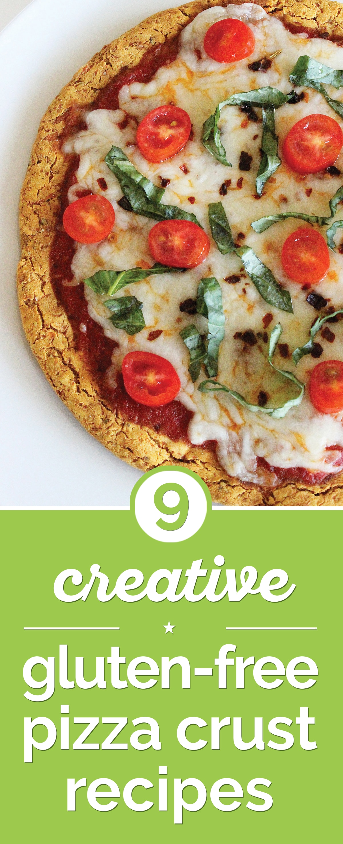9 Creative Gluten-Free Pizza Crust Recipes | thegoodstuff