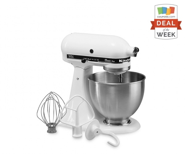 Deal of the Week: KitchenAid Mixer Sale — 49% Off | thegoodstuff
