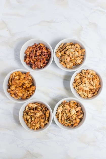 Surprising Uses for Pumpkin: Roasted Pumpkin Seeds | thegoodstuff