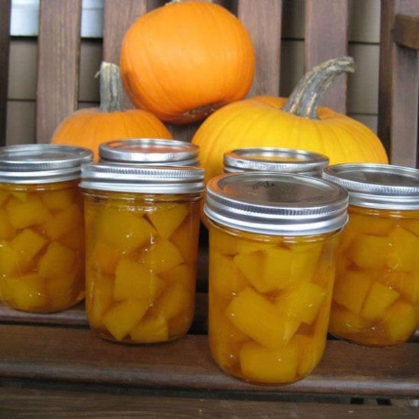 Surprising Uses for Pumpkin: Pumpkin Pickles | thegoodstuff