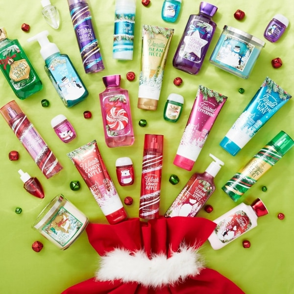 Something for Everyone with Bath and Body Works Holiday Scents | thegoodstuff