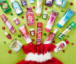 Something for Everyone with Bath and Body Works Holiday Scents