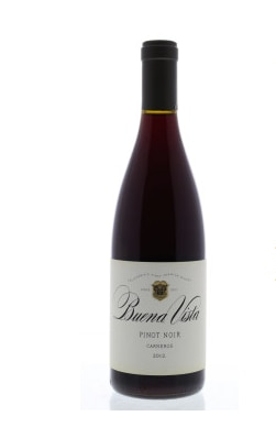Find Your Flavor: 11 Thanksgiving Wine Pairings: Buena Vista Carneros Pinot Noir | thegoodstuff