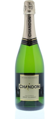 Find Your Flavor: 11 Thanksgiving Wine Pairings: Chandon Brut | thegoodstuff