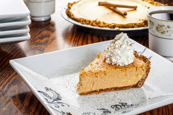 7 Delicious & Easy No-Bake Thanksgiving Desserts | thegoodstuff