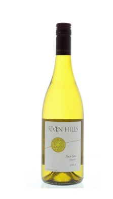 Find Your Flavor: 11 Thanksgiving Wine Pairings: Seven Hills Winery Pinot Gris | thegoodstuff