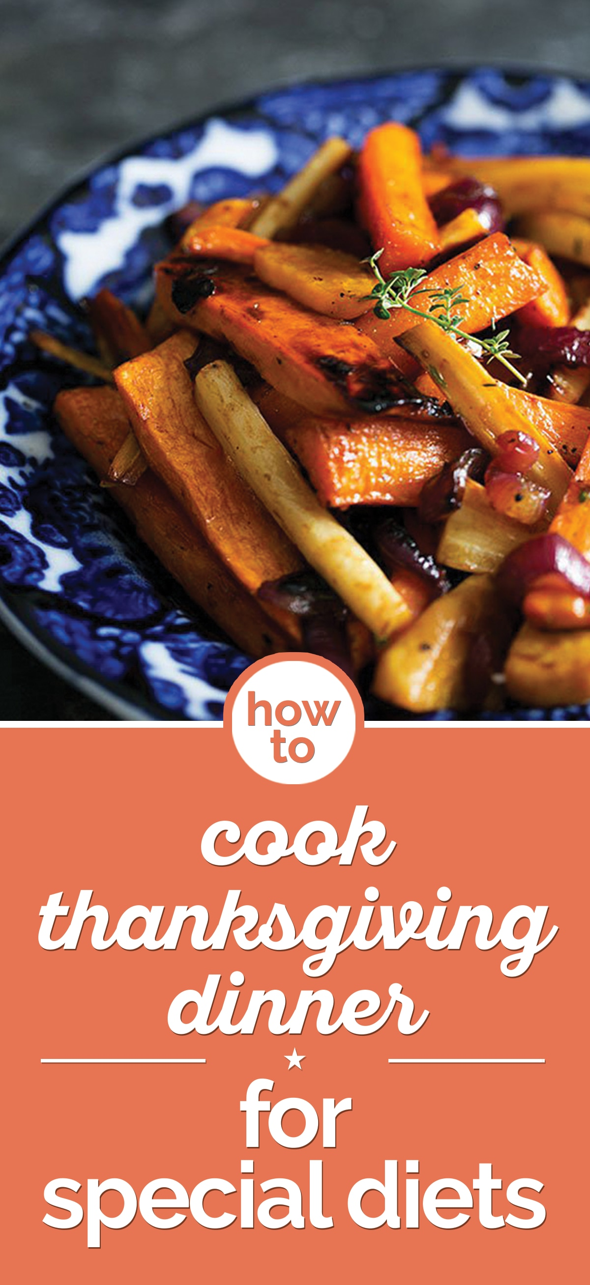 How to Cook Thanksgiving Dinner for Special Diets | thegoodstuff