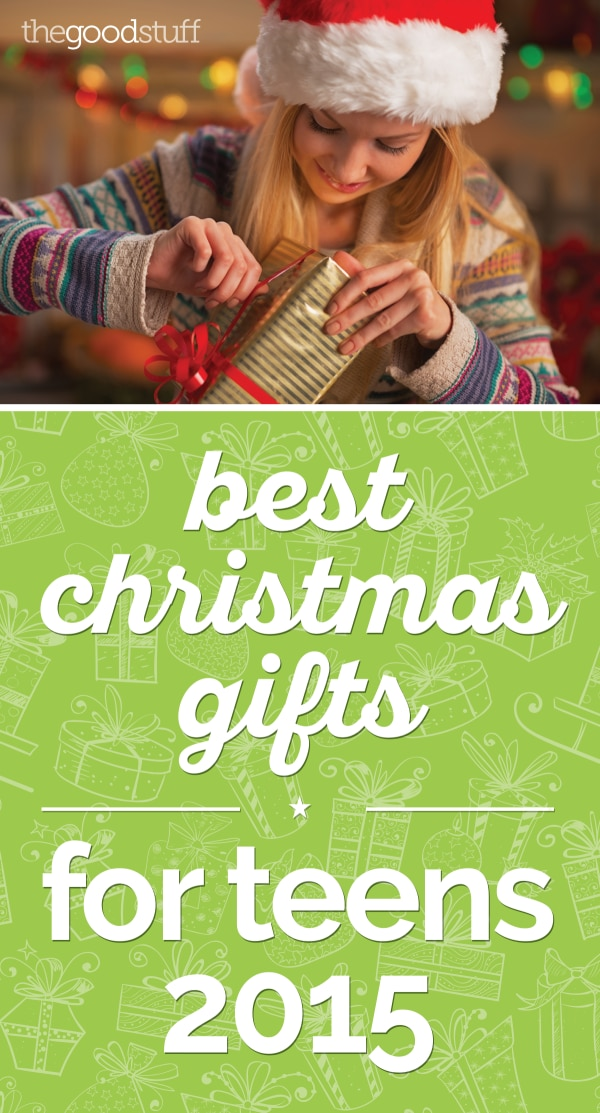 Best Christmas Gifts for Teens 2015 | thegoodstuff