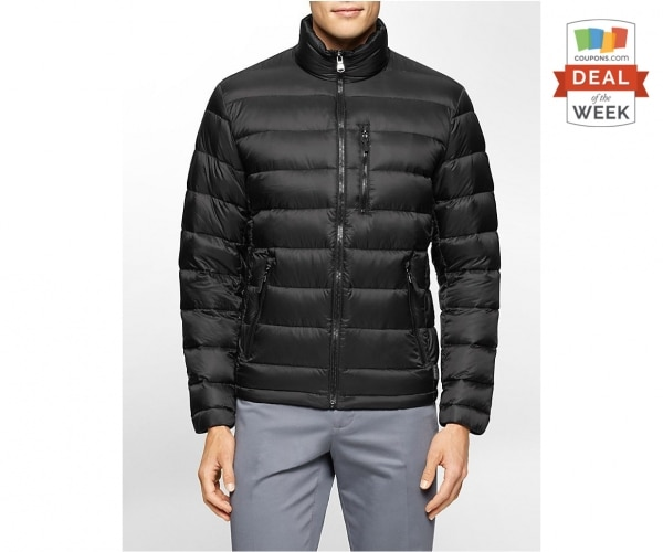 Deal of the Week: Calvin Klein Down Jacket 70% Off | thegoodstuff