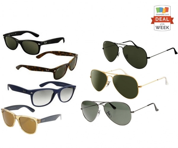 Deal of the Week: Ray Ban Sale — 30% Off Wayfarers & Aviators  | thegoodstuff