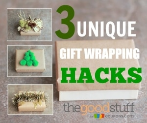 3 Gift Wrapping Hacks Small Thumbnail