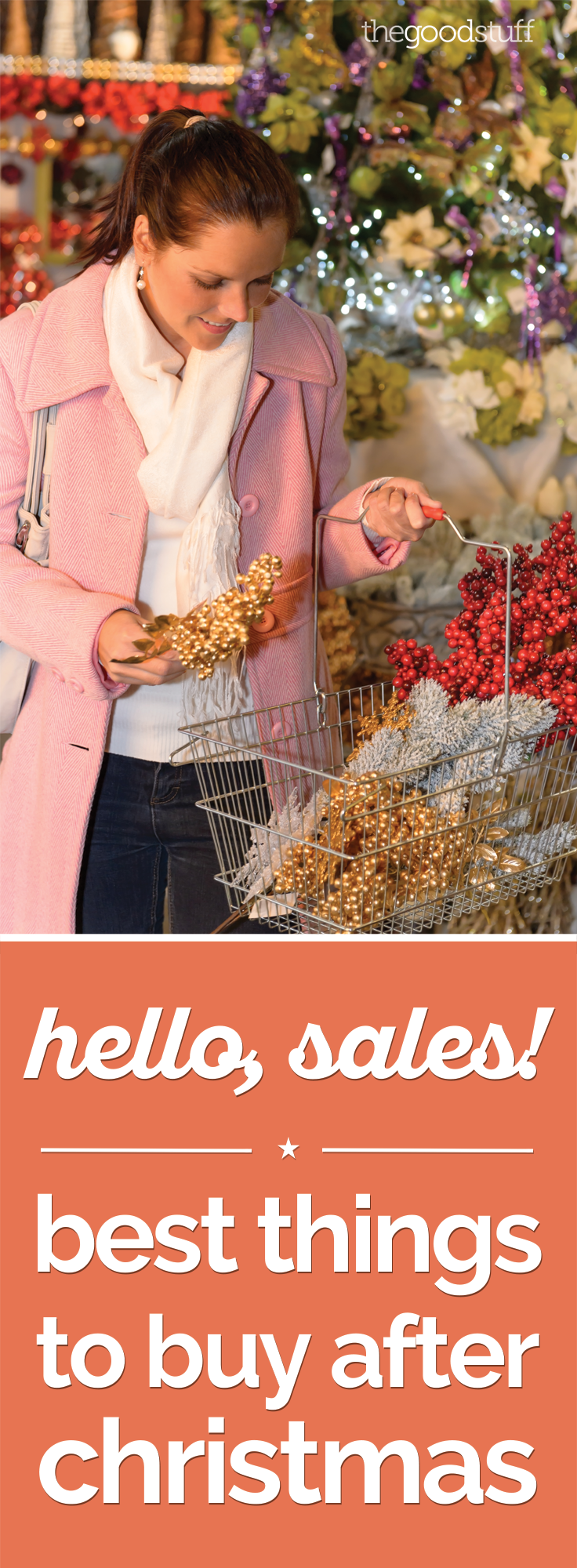 Hello, Sales! 13 Best Things to Buy After Christmas | thegoodstuff