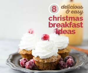 8 Delicious & Easy Christmas Breakfast Ideas | thegoodstuff