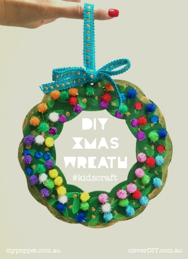Festive fun christmas crafts for kids thegoodstuff