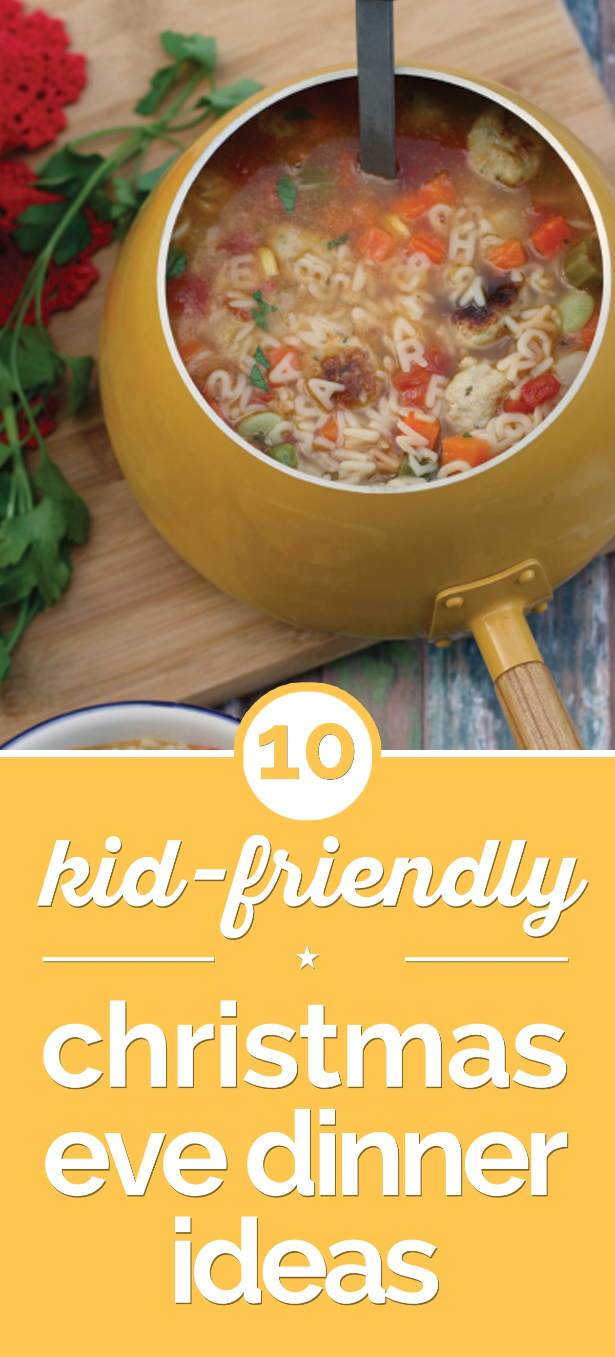 10 Kid-Friendly Christmas Eve Dinner Ideas | thegoodstuff