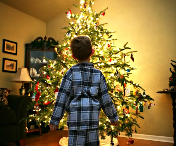 13 Christmas Tree Care Tips — for Faux & Live Trees!