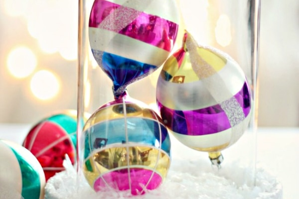 Sparkle & Save: 20 Cheap & DIY Christmas Decorations