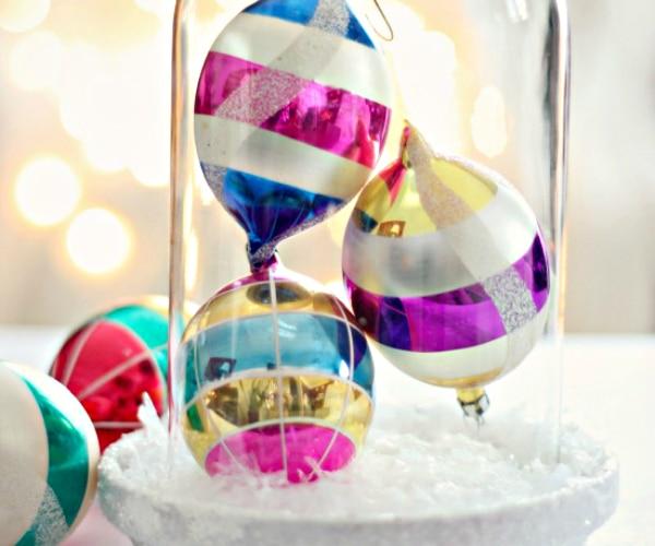 Sparkle & Save: 20 Cheap & DIY Christmas Decorations