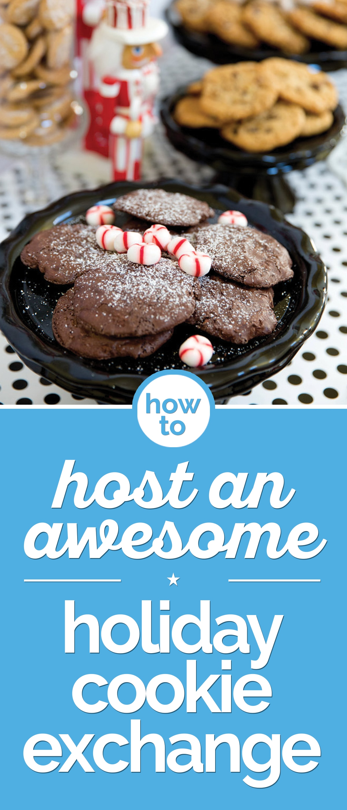 How to Host an Awesome Holiday Cookie Exchange | thegoodstuff
