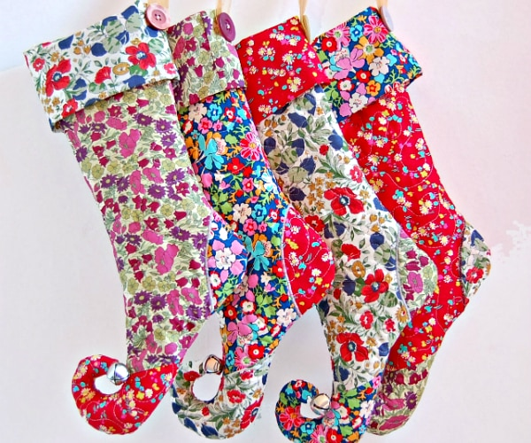 20 easy diy christmas stocking ideas thegoodstuff