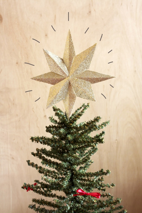 top your tree 6 diy christmas tree topper projects thegoodstuff