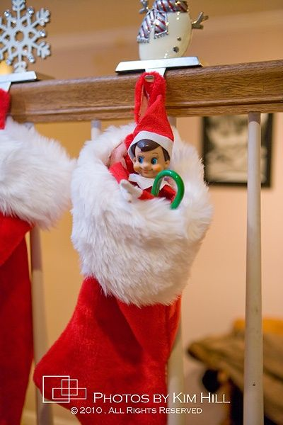 Easy Elf on the Shelf Ideas_14