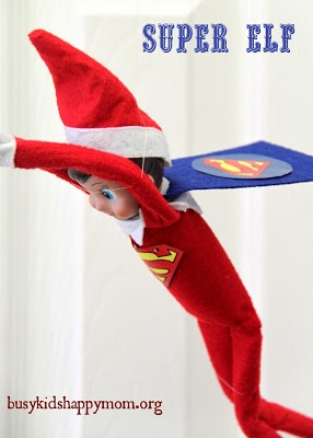 Easy Elf on the Shelf Ideas_17b