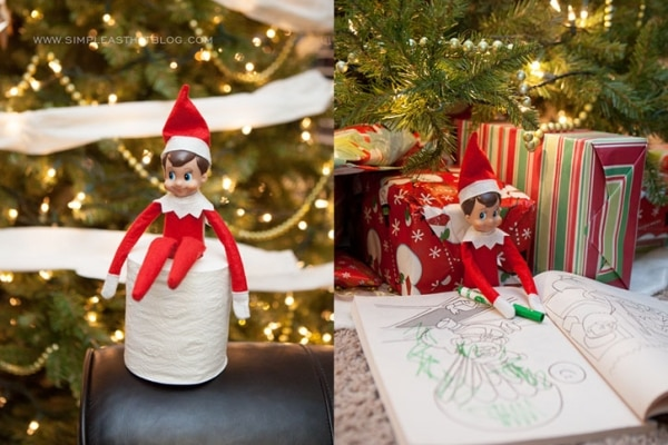 Easy Elf on the Shelf Ideas_19a