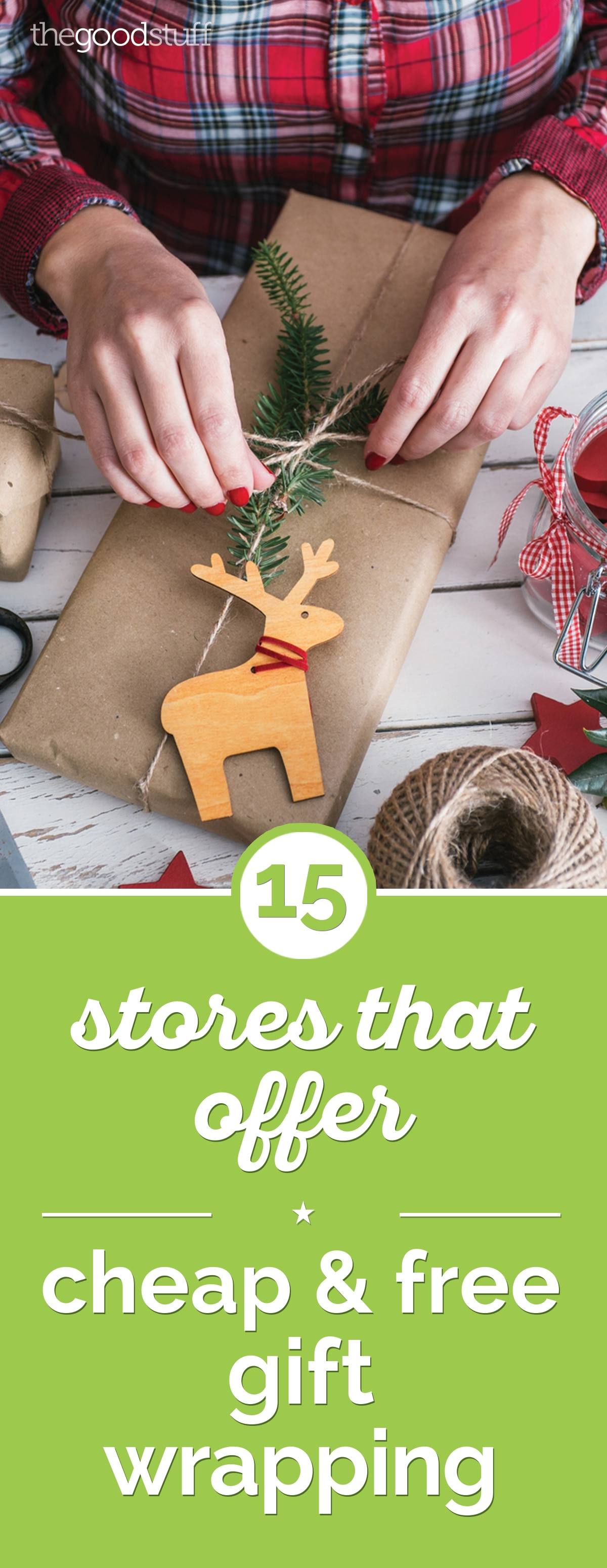 15 Stores That Offer Cheap & Free Gift Wrapping | thegoodstuff