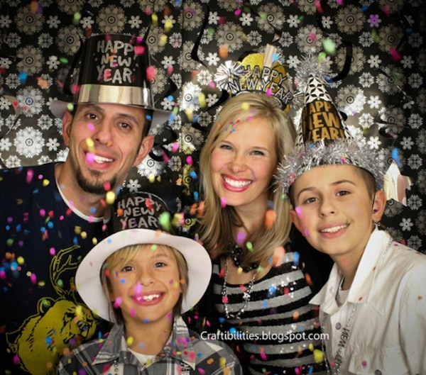 6 Kid-Friendly New Year's Eve Party Ideas | thegoodstuff