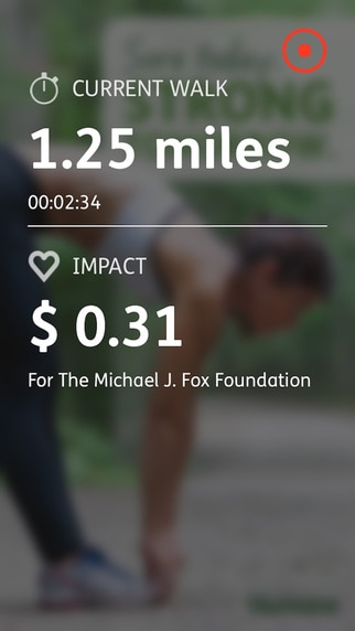 A New Year's Resolution App: Charity Miles | thegoodstuff