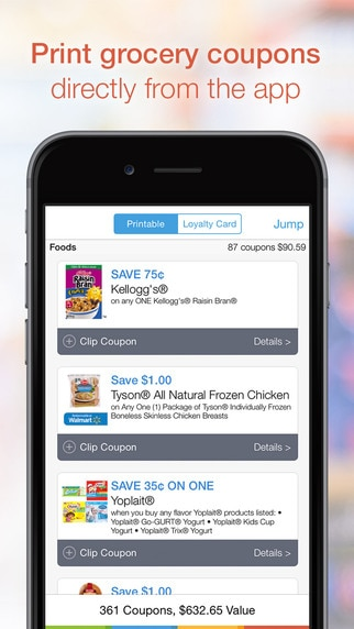 A New Year's Resolution App: Coupons.com | thegoodstuff