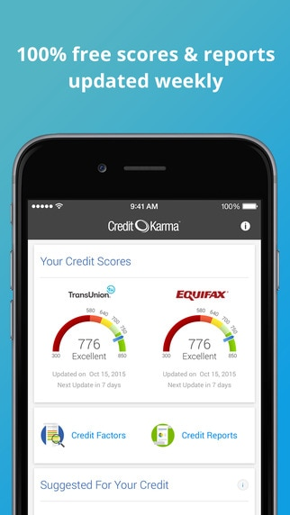 A New Year's Resolution App: Credit Karma | thegoodstuff