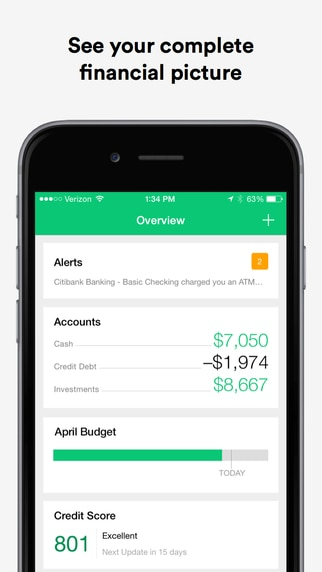 A New Year's Resolution App: Mint | thegoodstuff