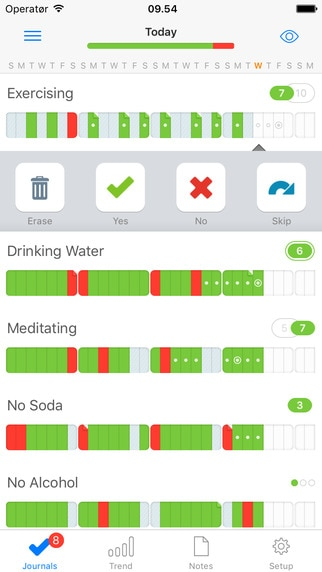 A New Year's Resolution App: Way of Life | thegoodstuff