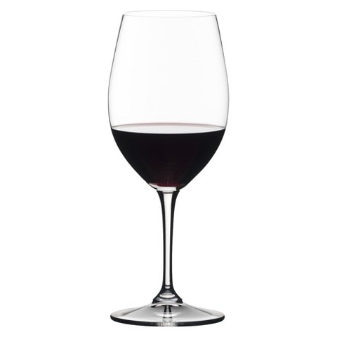 Riedel Vivant Red Wine Glasses Set of 4