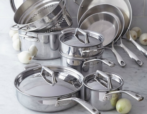 DEAL ALERT! Sur La Table Sale: Up to 70% Off Cookware Sets