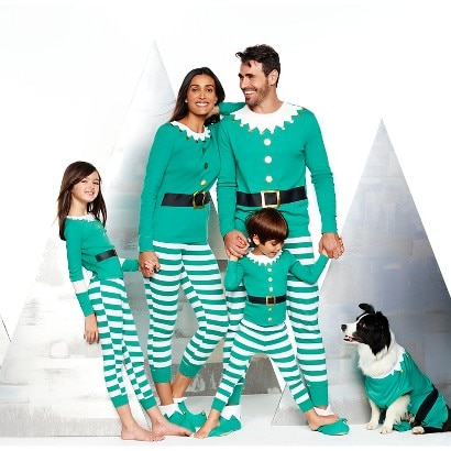 Ugly Sweater Family Pajama Collection