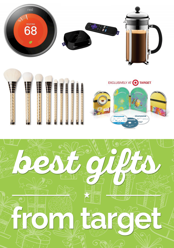 We Love the Bullseye! Best Gifts from Target | thegoodstuff