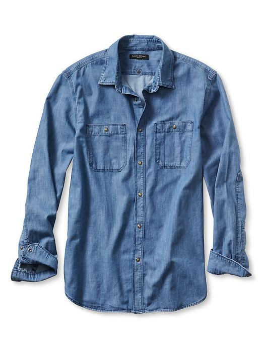 demin-shirt