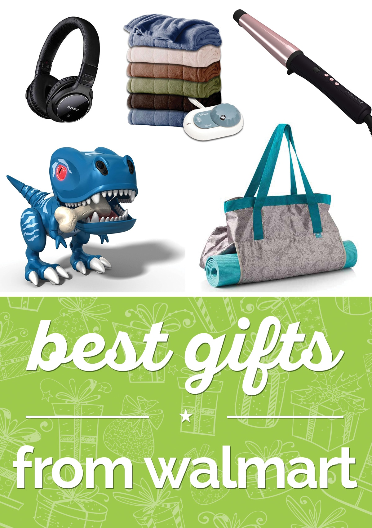 One-Stop Shopping: Best Gifts from Walmart | thegoodstuff