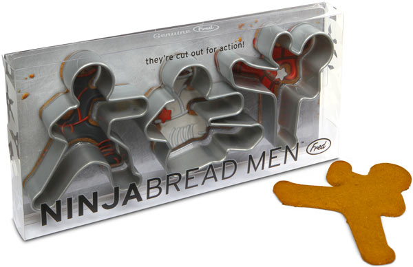 ninjabread-men