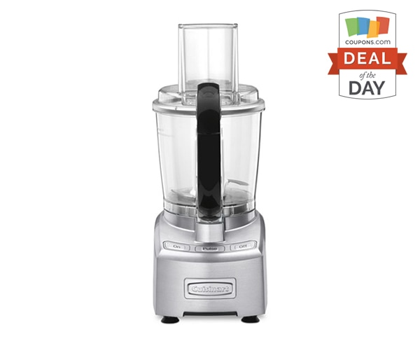 Deal of the Day: 75% Off Cuisinart Food Processor | thegoodstuff