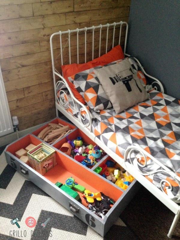 7 Playroom & Toy Storage Ideas Busy Moms Love | thegoodstuff
