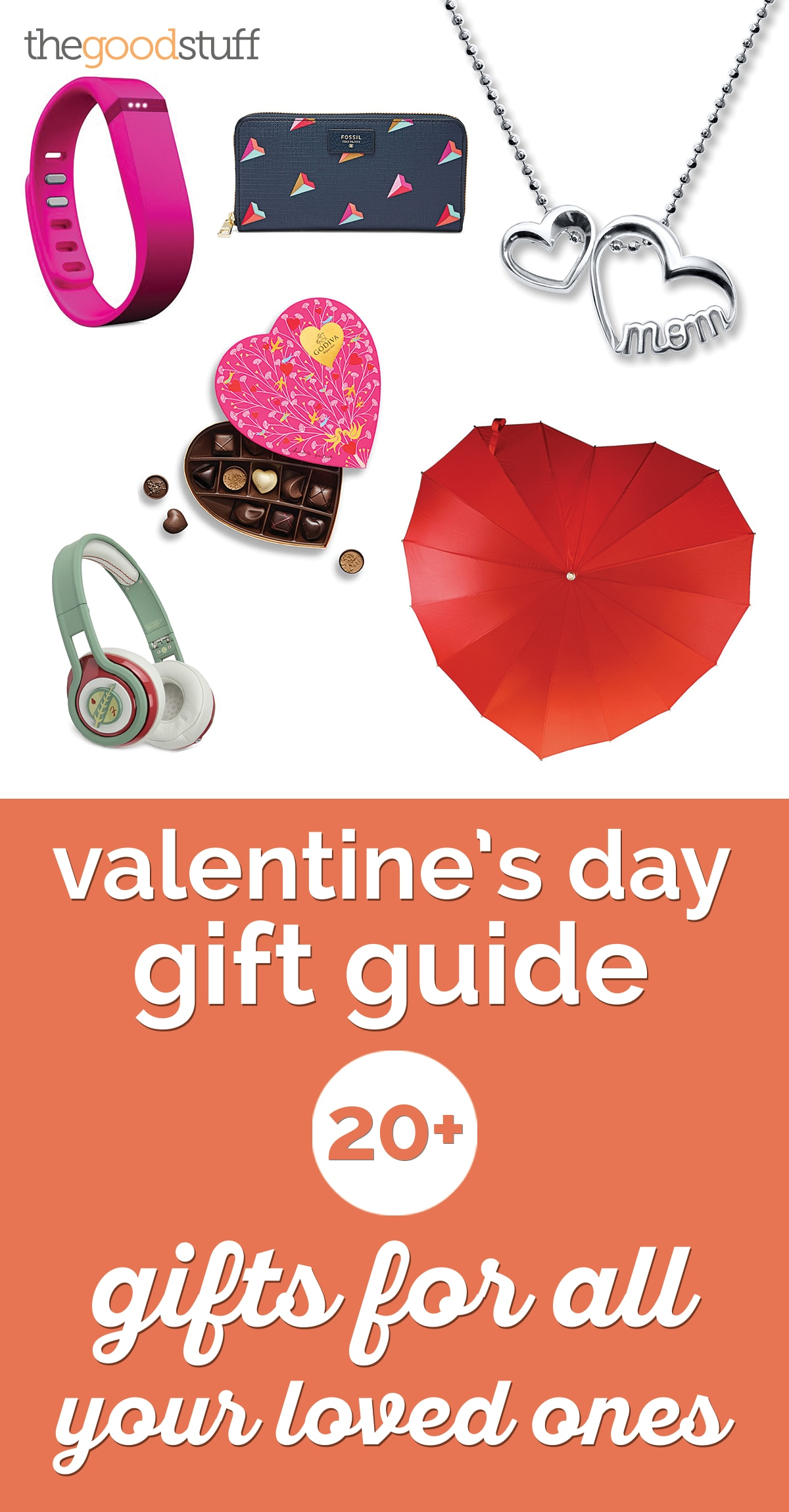 Valentine's Day Gift Guide: 15 Gifts for All Your Loved Ones | thegoodstuff
