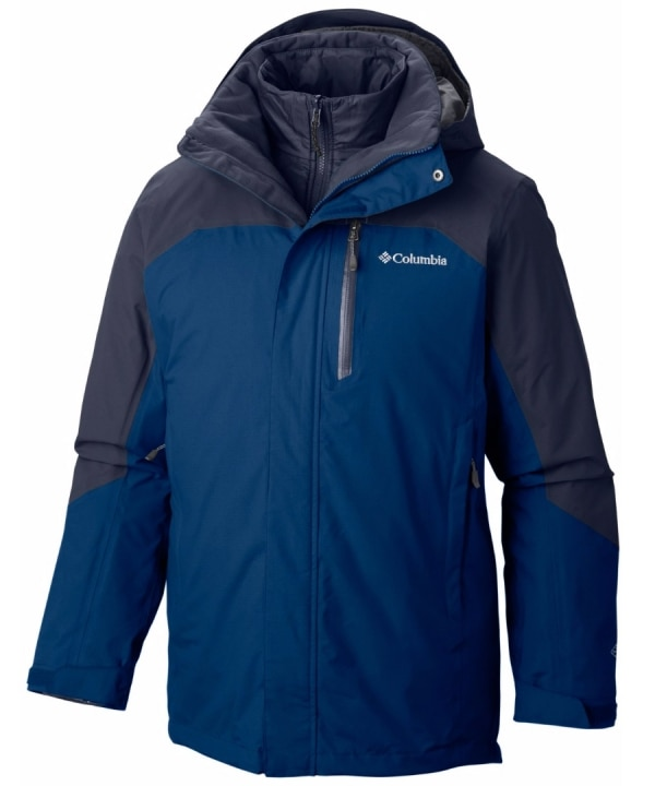 Warm Up with a Wonderful Winter Sale — Columbia Men's 3-in-1 Jacket