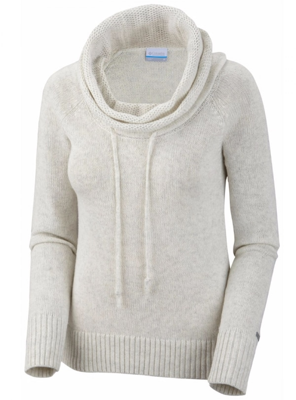 Warm Up with a Wonderful Winter Sale — Columbia Women's Pullover Sweater