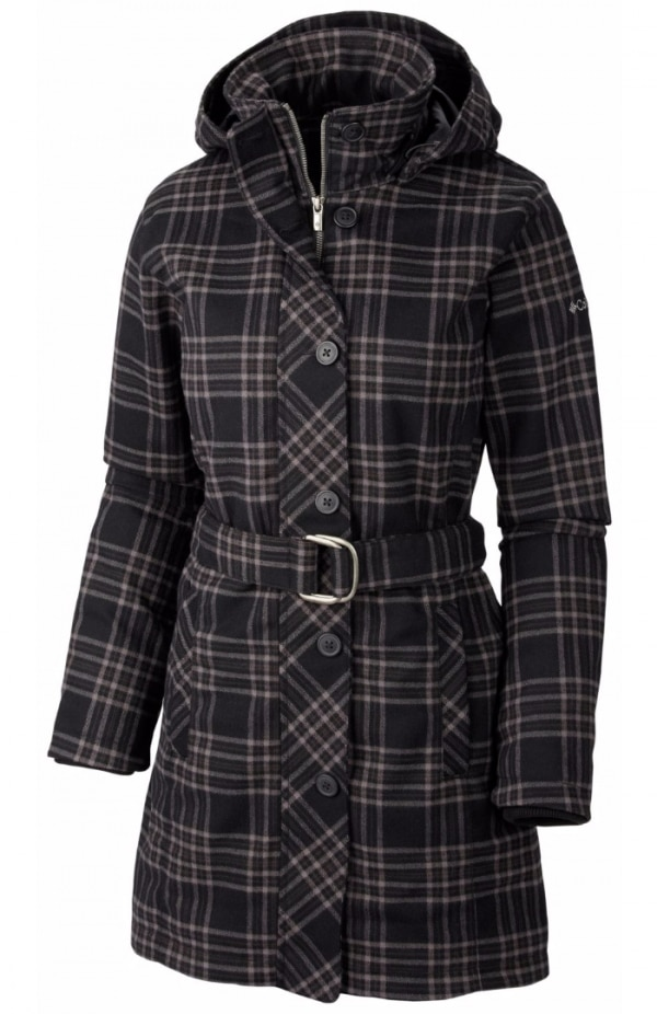 Warm Up with a Wonderful Winter Sale — Columbia Women's Trench Coat
