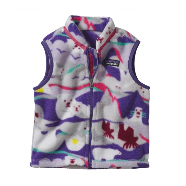 Warm Up with a Wonderful Winter Sale — Patagonia Baby's Fleece Vest