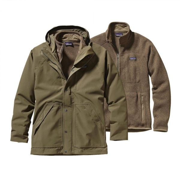 Warm Up with a Wonderful Winter Sale — Patagonia Men's 3-in-1 Parka